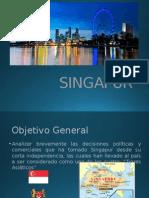 SINGAPUR - ANALISIS DE COMERCIO INTERNACIONAL