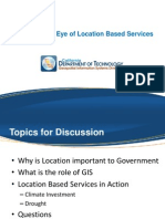 California Technlology Summit Presentation - The Watchful Eye of Location Based Services - Scott Gregory