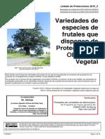 Listado Protecciones TOV_2015_5