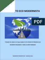 Manifesto Eco Modernista