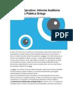 Informe Deuda Publica Griega