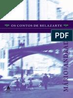 Mario de Andrade - Os Contos de Belazarte