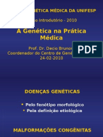 A genética na Prática Médica