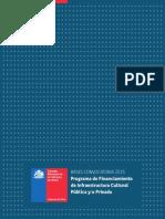 Bases Programa Infraestructura