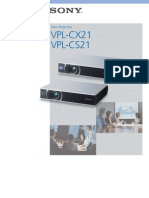 Proyector Sony VPL-CX21.pdf