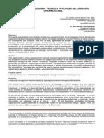 Apuntes Criticos Sobre Teoría y Tipologias Del Liderazgo-Revista Contribuciones a La Economia