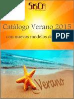 Catálogo Verano 2015 de SISCA, Sistemas Integrales de Seguridad (verano 2015)