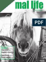 Animal Life Online August 2015
