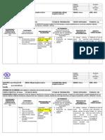 Formato Plan de Unidad v.3 Once 2015 Dib Arq 2 Autocad 360