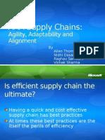 Agility Alignment Adaptation
