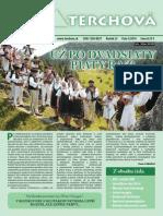 Obecné noviny Terchová - 2014 / 3