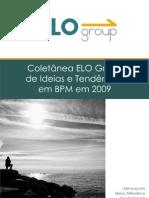 Book de Artigos BPM ELO 2009 - www.elogroup.com.br