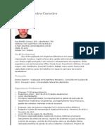 CV Leandro P. Carneiro