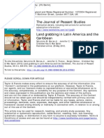 Borras_Land Grabbing in Latin America and the Caribbean