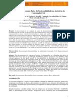 A Desconstrução como Fator de Sustentabilidade na Indústria da Construção Civil