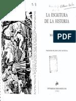 2.de Certeau Michel_La Escritura de La Historia