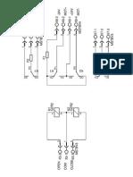 Relays 220V to 12V Motor Ac2dc