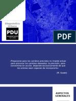 Validación Diagnostico PDU