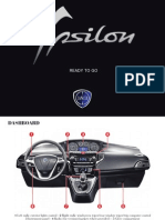 Lancia Ypsilon 2011 Misc Documents-Ready to Go