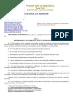 Lei 8213 Consolidada