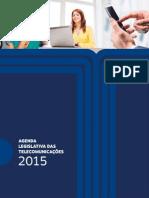 Agenda Legislativa Telecomunicacoes 2015