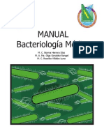 Manual Bacteriologia Octubre 2013