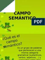 Campo Semántico 3ºa