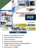 IPSE Zonas No Interconectadas