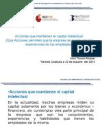 ACCIONES QUE MANTIENEN EL CAPITAL INTELECTUAL