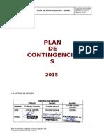 13.0 Plan de Contingencia-Obras