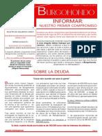 Boletín 1 - IU Burgohondo - Agosto 2015