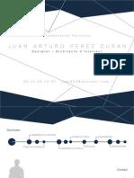 Book Profesionnel Juan Perez