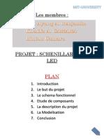 Projet Sur Le Chenillard a 10 Led