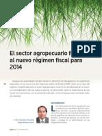 El Sector Agrop Frente Al Nvo Regim