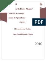 Cuaderno Trabajo ALGEBRA