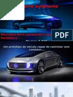 Alemanha - Apresenta o Seu Mercedes F 015 (1)