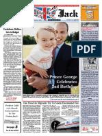 Union Jack News - August 2015