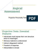 Lecture 7 Personality Testing