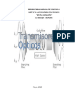 transmisores opticos