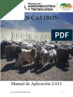 Plan de castracion de Cabras