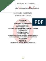 Monografia Filosofia de La Ciencia