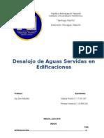 desalojo de aguas servidas en edificaciones (1) (1) ROSIRIS.docx