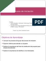 Procesos y Areas Del Conocimiento PMI