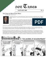 Moot Times - January 2009