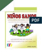 Niños Sanos. Dr. Jorge Valera