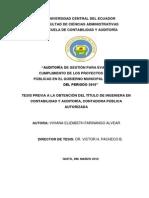"""""""AUDITORÍA DE GESTIÓN PARA EVALUAR EL CUMPLIMIENTO DE LOS PROYECTOS DE OBRAS PÚBLICAS EN EL GOBIERNO MUNICIPAL DE CAYAMBE DEL PERIODO 2010"""".pdf"""