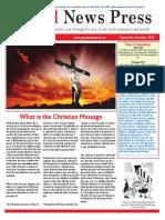 Good News Press September/Oct. 2015