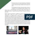 La Mujer Desde El Punto de Vista Politico, Social y Economico