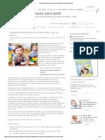 Desenvolvimento Motor Da Criança (Dos 0 Aos 24 Meses)