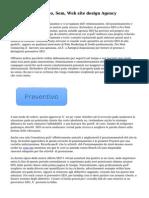 Web Marketing, Seo, Sem, Web site design Agency